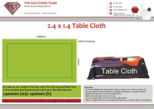 2 4 x 1 4 tablecloth template curves the solutions team