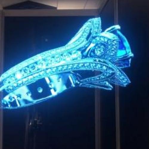 Hypervsn TM 3D Hologram