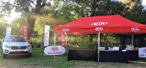 Outdoor Branding Event | Large Gazebo | Corporate Branded Gazebo