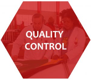 Quality control and checking | The TST 10 step process