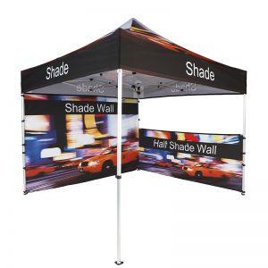 Gazebo | Shade | Shadewall | Half shade wall | 3m x 3m Gazebo Supplier JHB