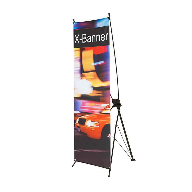 X-Banner | x-banner | Economy Banner supplier in JHB | Fabric X-Frame Banner