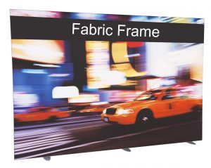 Free Standing Fabric Frame