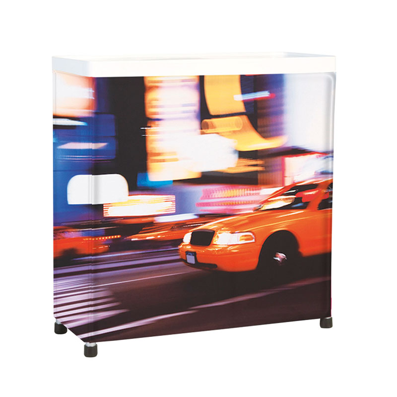 Fabric Branded Promo Table