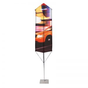 Tri Free standing Banner