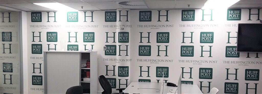 Custom Wallpaper - office environment