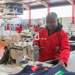 TST Sewing in the Factory | The Solutions Team