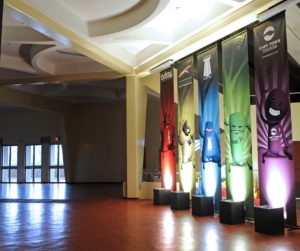 Event Branding Hanging Banners
